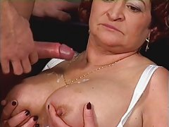 Test strip chubby and pair Hilton Nude