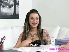 Darlina porn beauty gets what makes a video Mature