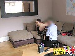 Fake Nude divas office Lara Logan sex scandal